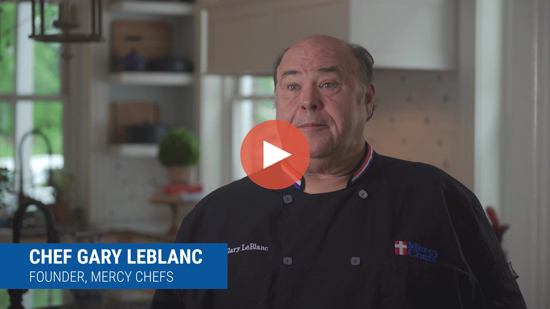 Mercy Chefs Client Testimonial
